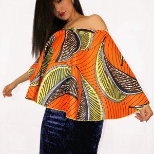Haut «Africa Queen»