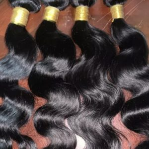 Cheveux Body-wave péruviens 100%