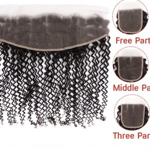 Lace Frontale Deep wave