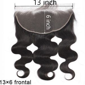 Lace Frontale Body Wave
